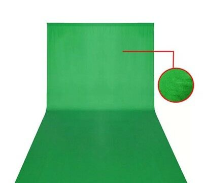 Photo Green Screen chroma key 5 X 9 FT Background Backdrop Photographic UK