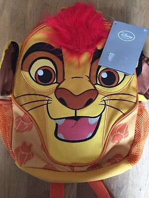 Disney Childrens Lion Guard Back Pack