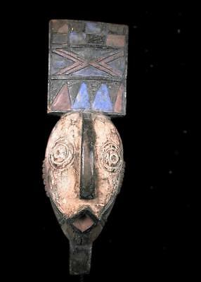 Outstanding Tribal Nunuma   Mask     -- Burkinafaso