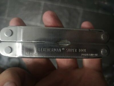 Leatherman SuperTool Knife Messer Multitool