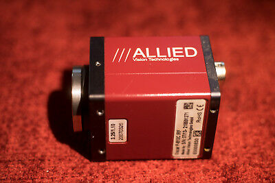Allied Vision Technologies Oscar F-810C IRF digital camera 8MP - not tested