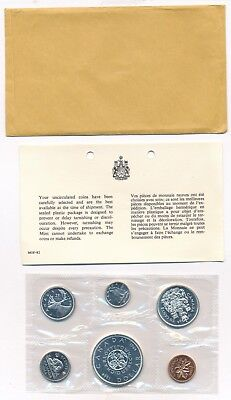 1964 Canada Proof Like Set Silver