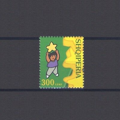 ALBANIA, EUROPA CEPT 2000, STAMP from S/S, MNH