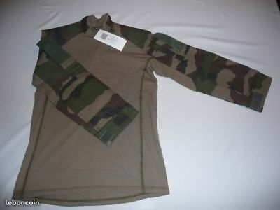 Shirt ubac UBAS CAMO CENTRE EUROPE NEUVE EMINENCE (french army / french legion)