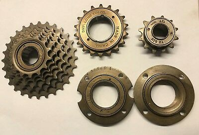 12 T 16 T 18 T &  6 Speed Cassette Bicycle Freewheel