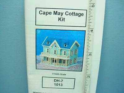 Miniature Cape May Cottage Kit DH-7 - 1/144th DH for your DH Minis by Karen