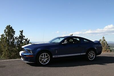 2007 Ford Mustang Shelby GT 500 2007 Shelby GT 500