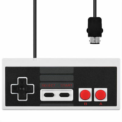 Wired Controller For Nintendo Mini NES Classic Edition Console Gamepad
