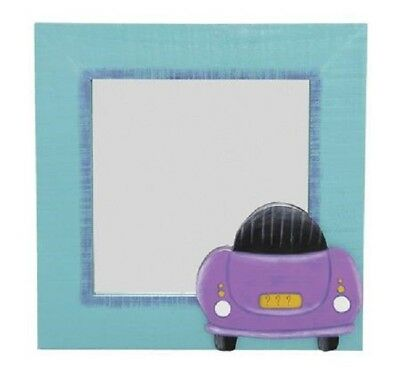 Trä Present Children Mirror Car 30 x 30 cm, lagerschaden