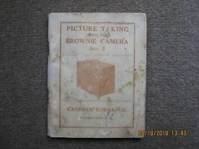 Kodak Brownie Instruction Manual