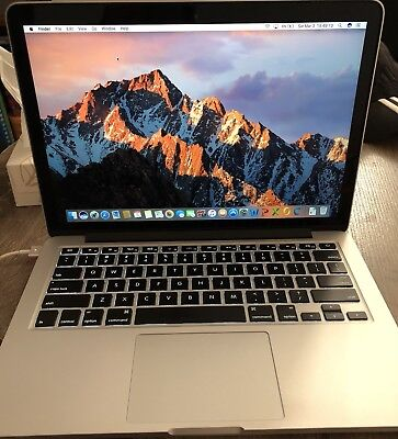 Apple MacBook Pro 13 with retina display ( late 2013)