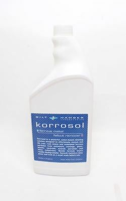 Bilt Hamber Korrosol Metal Fallout Remover SPRAY 1 Litre Bottle Detailing Car