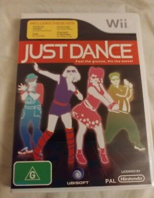 Just Dance Game for Nintendo Wii