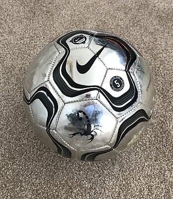 d1558907987d RARE 2006 NIKE Chrome Scorpion Football Size 5 - £160.00
