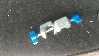 Rexaloy Bosshead for Retort Stand to 16mm  - FREE POSTAGE