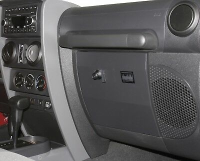 Tuffy Security Products 149-08 Security Glove Box Fits 07-18 Wrangler (JK)