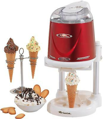 Gelatiera 22W 1Lt Softy Ice-Cream Rosso
