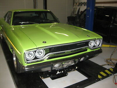 1970 Plymouth Road Runner  Premium Interior Package