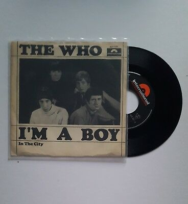 THE WHO - I`M A BOY / IN THE CITY ++ Polydor 421051