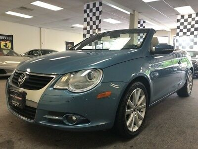 2010 Volkswagen Eos  low mile 1 owner clean carfax warranty free shipping turbo loaded cheap finance