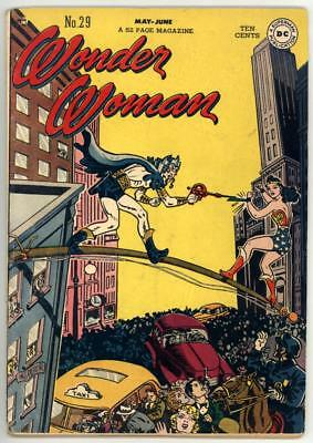 Wonder Woman #29 Vg/f 5.0 1St Appearance Of Minister Blizzard.