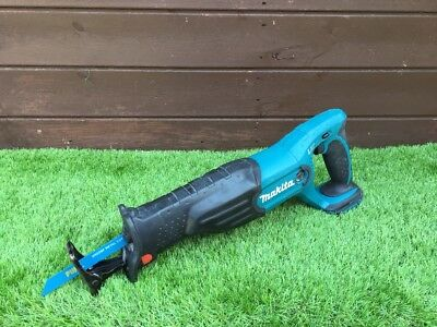 Makita Djr182 18V Li-Ion Reciprocating Saw. Free Postage. Body Only