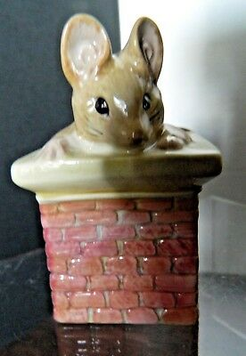 "Beatrix Potter's ""Tom Thumb"""" Figurine Beswick"