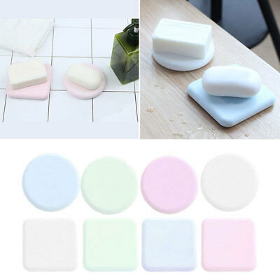 Diatomaceous Home Bathroom Shower Soap Tray Dish Plate Holder Container Pro