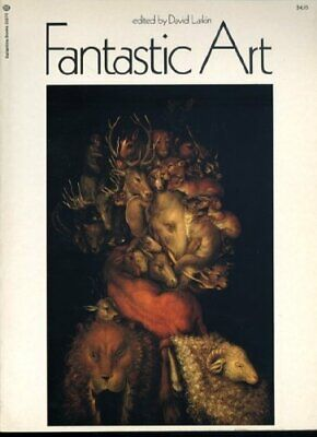 FANTASTIC ART. by Larkin, David (edited by). Book The Cheap Fast Free Post