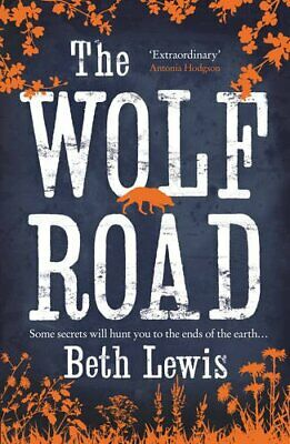 The Wolf Road by Lewis, Beth Book The Cheap Fast Free Post