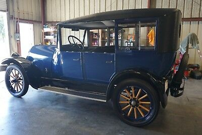 1923 Franklin  1923 Franklin All Weather Touring