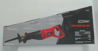 Tool Shop 241-9849 Electric Reciprocating Saw - READ MISSING BLADE