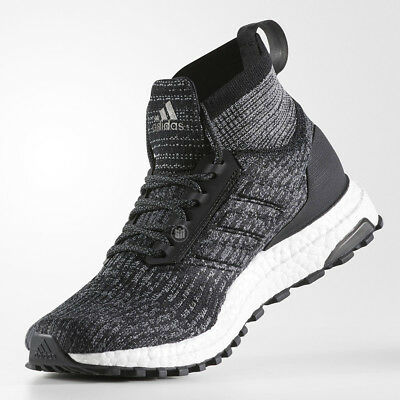 detailed look 149d8 6be2d ADIDAS ULTRABOOST ALL Terrain, Men's Size 12 D, Core Black/GreyFive, S82036  NEW