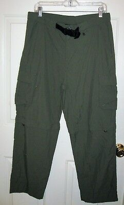 Boy Scouts Switchback pants shorts relaxed L cargo uniform 30X27