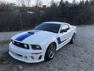 2008 Ford Mustang Roush stage 3 Ford roush mustang stage 3
