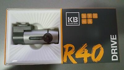 Kaiser Baas 1080P Dash Cam with Gesture Control & WiFi R40 Free Postage / Track