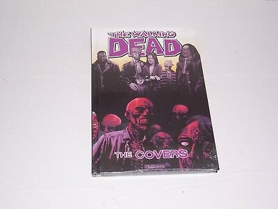 Walking Dead - The Covers. New & Sealed Hardcover