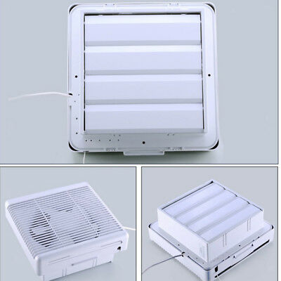 Ceiling Wall-mounted 8inch Ventilation Extractor Exhaust Fan For Bathroom 8