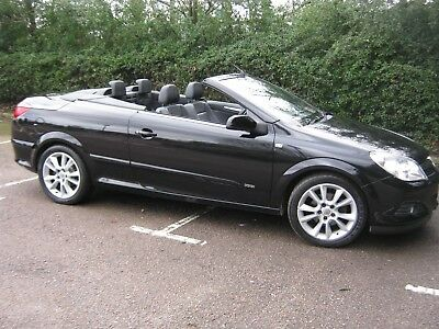 Astra Convertible Twintop FSH Full Leather.