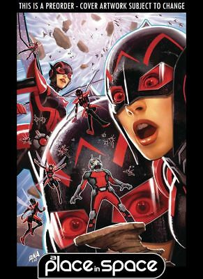 (Wk25) Ant-Man And The Wasp #2 - Preorder 20Th Jun