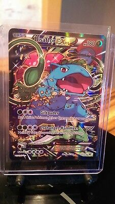 Bisaflor EX ☆ XY123 ☆ Pokemon Generation ☆ deutsch ☆ boosterfrisch ☆ top!