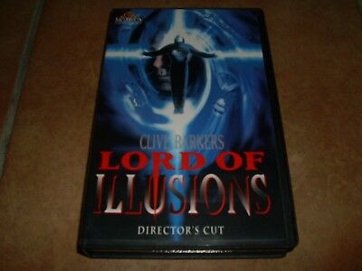 Clive Barkers -Lord Of Illusions (Director'S Cut) 1.Auflage,VHS