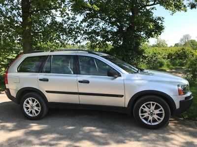2003 Volvo Xc90 D5 Se Awd Geartronic Auto 7 Seater Perfect Cond Full History