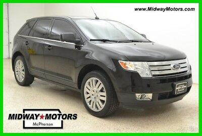 Ford Edge Limited 2008 Limited Used 3.5L V6 24V Automatic FWD SUV