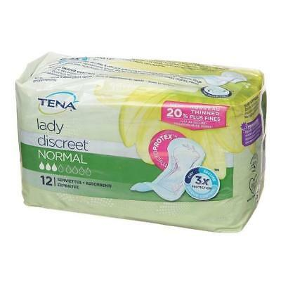 Tena Lady Discreet 12 Couches Anatomique Adulte 895313