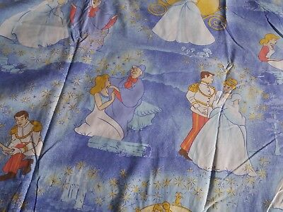 housse de couette/ Duvet cover Cendrillon Cinderella DISNEY CTI FRANCE 2 faces