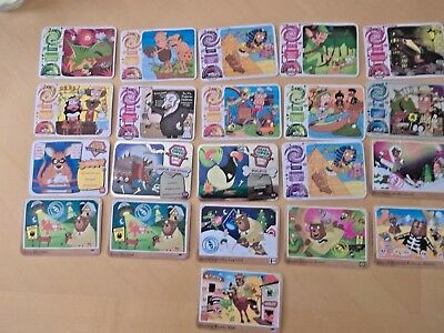 Bears YoYo Cards PART Set of BEAR TIME TRAVEL PLUS OTHERS 21 CARDS