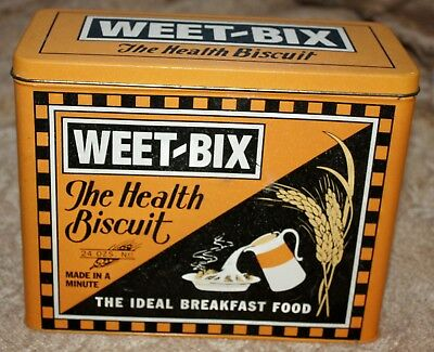 Weetbix Collectors Tin