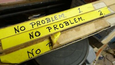 16 mm film NO PROBLEM  PART 1 AND 2 AND 3