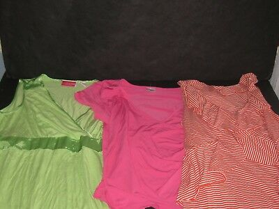 Maternity Size XL Extra Large Tops Clothes Lot